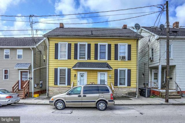 216 & 218 N Franklin Street, HANOVER, PA 17331 (#1005649556) :: The Heather Neidlinger Team With Berkshire Hathaway HomeServices Homesale Realty