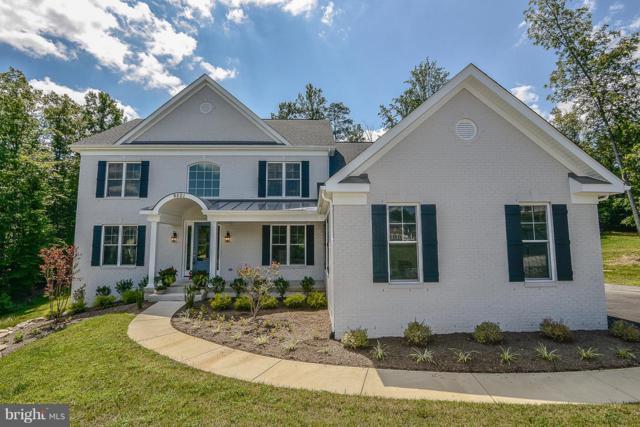 9501 Peniwill Drive, LORTON, VA 22079 (#1005658506) :: Green Tree Realty