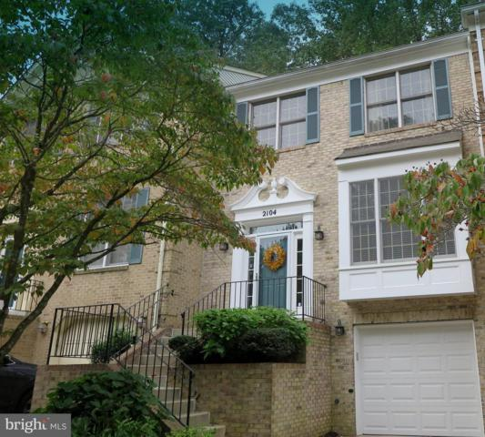 2104 Dumfries Terrace, OLNEY, MD 20832 (#1006062096) :: Remax Preferred | Scott Kompa Group