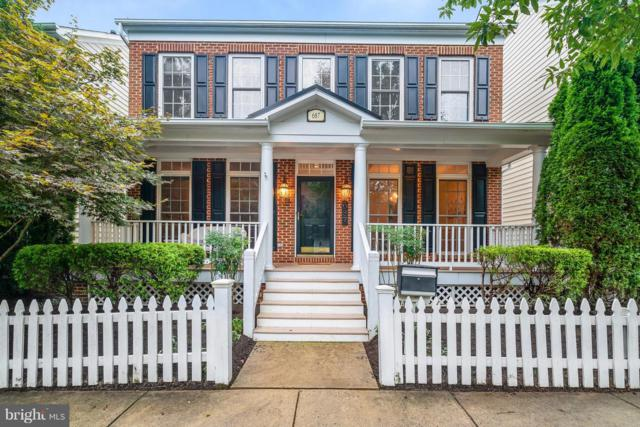 687 Market Street E, GAITHERSBURG, MD 20878 (#1006062320) :: Great Falls Great Homes