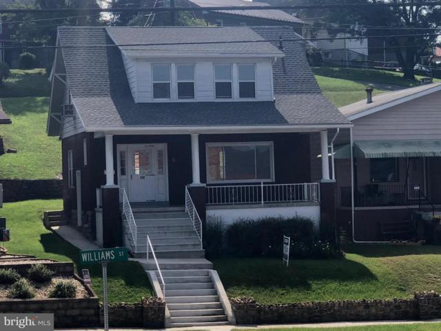 433 Williams Street, CUMBERLAND, MD 21502 (#1006062366) :: Colgan Real Estate