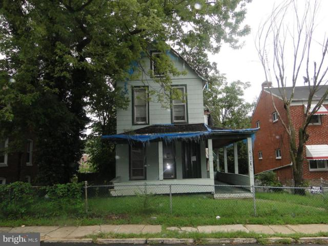 3019 Mathews Street, BALTIMORE, MD 21218 (#1006062426) :: AJ Team Realty