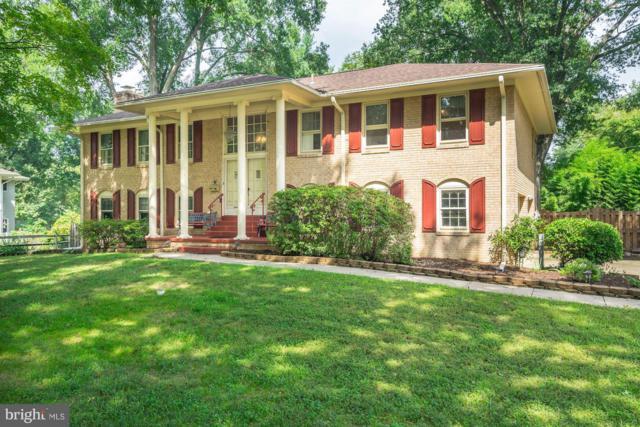 1118 Collingwood Road, ALEXANDRIA, VA 22308 (#1006064492) :: The Gus Anthony Team