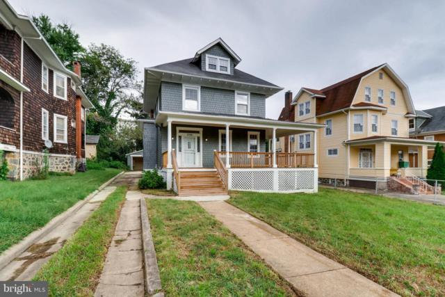 2709 Roslyn Avenue, BALTIMORE, MD 21216 (#1006064702) :: Remax Preferred | Scott Kompa Group