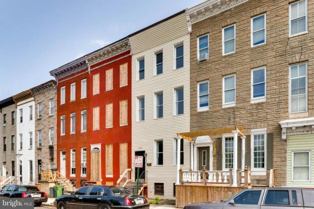 2545 Ashton Street, BALTIMORE, MD 21223 (#1006069112) :: Remax Preferred | Scott Kompa Group