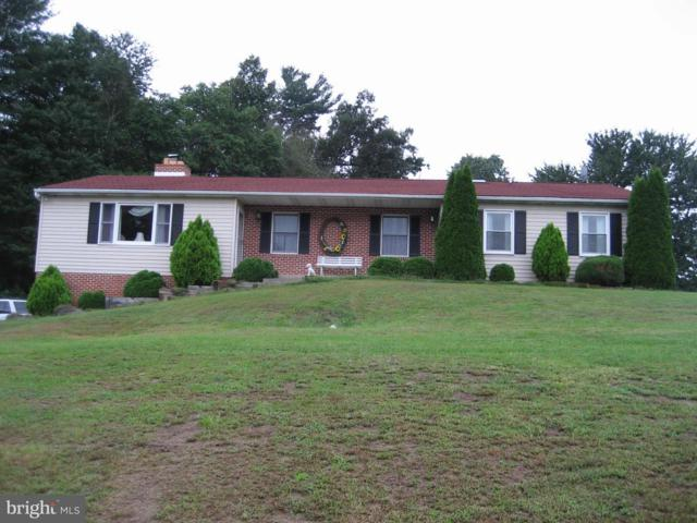 4896 Alesia Lineboro Road, MILLERS, MD 21102 (#1006136322) :: Colgan Real Estate