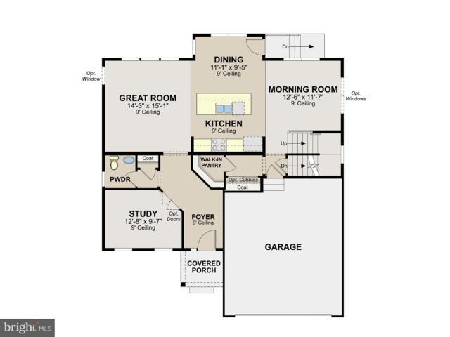 412 Juliana Way, PERKASIE, PA 18944 (#1006139054) :: Colgan Real Estate