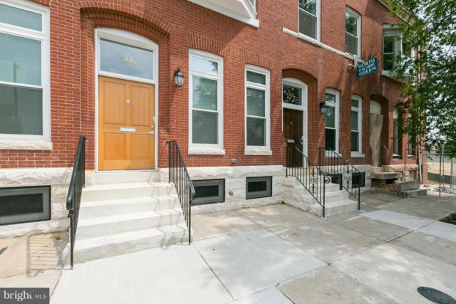 306 20TH Street E, BALTIMORE, MD 21218 (#1006143474) :: Browning Homes Group
