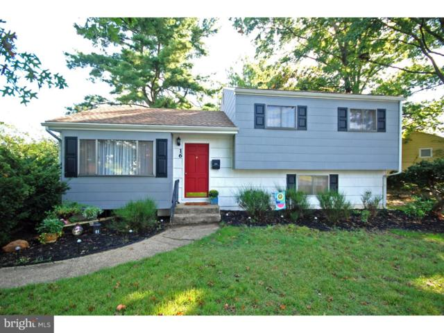 16 Patricia Lane, HAMILTON, NJ 08610 (#1006143486) :: Colgan Real Estate