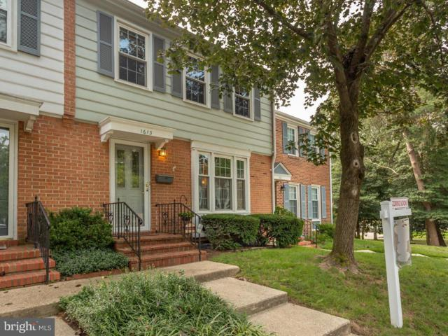 1613 Dryden Way, CROFTON, MD 21114 (#1006153504) :: Great Falls Great Homes