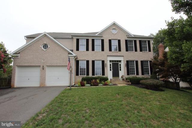 802 Tina Drive SE, LEESBURG, VA 20175 (#1006155872) :: Colgan Real Estate