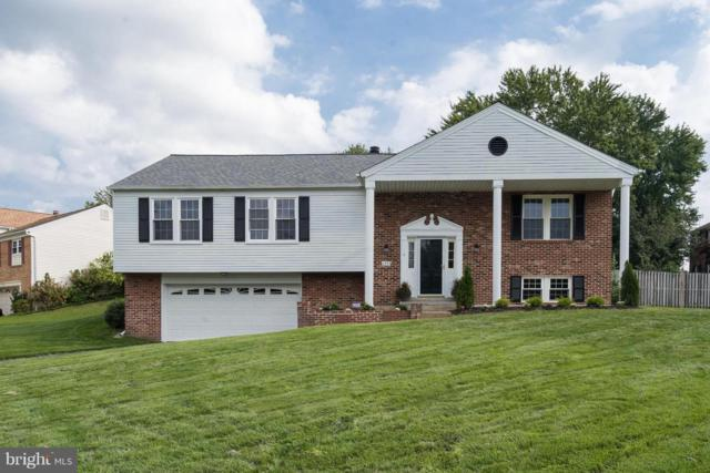 9533 Burning Branch Road, BURKE, VA 22015 (#1006155920) :: AJ Team Realty