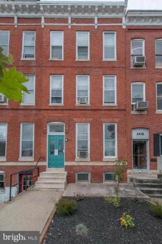 2417 Maryland Avenue, BALTIMORE, MD 21218 (#1006155938) :: Colgan Real Estate