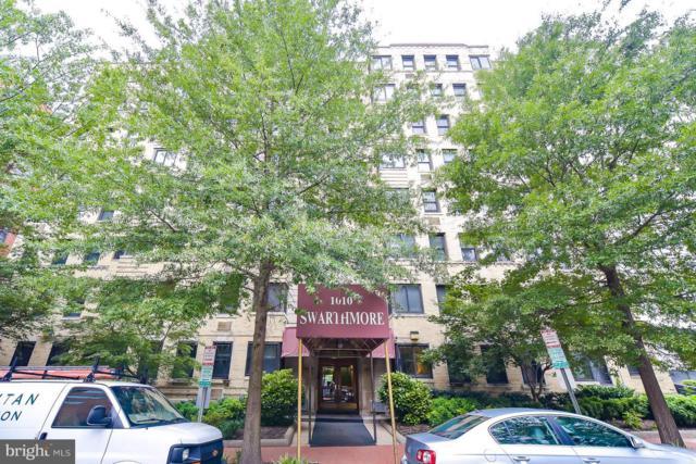 1010 25TH Street NW #802, WASHINGTON, DC 20037 (#1006155940) :: Crossman & Co. Real Estate