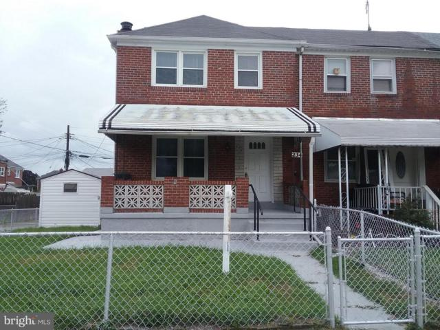 234 Kingston Road, BALTIMORE, MD 21220 (#1006198486) :: Great Falls Great Homes