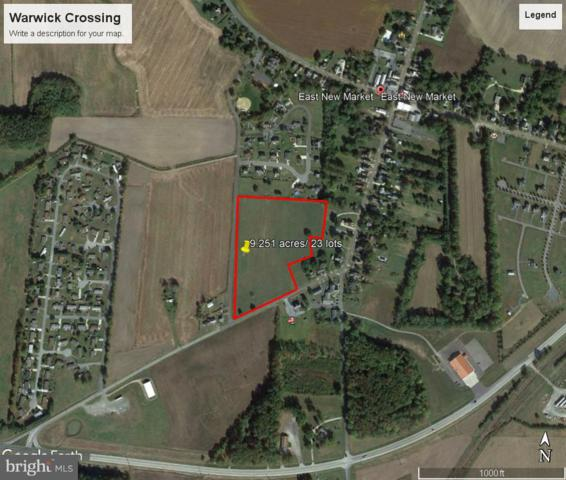 0 Creamery Road, EAST NEW MARKET, MD 21631 (#1006200590) :: The Windrow Group
