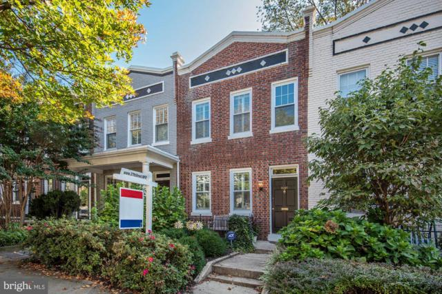 2107 37TH Street NW, WASHINGTON, DC 20007 (#1006213374) :: Keller Williams Pat Hiban Real Estate Group