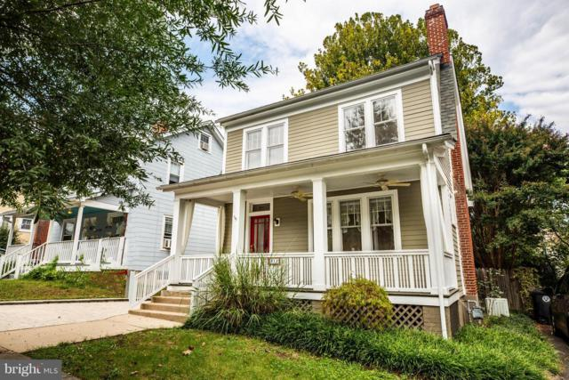 811 Marye Street, FREDERICKSBURG, VA 22401 (#1006229842) :: The Withrow Group at Long & Foster