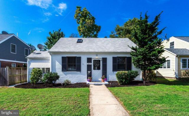 806 Ramsey Street, ALEXANDRIA, VA 22301 (#1006309802) :: Colgan Real Estate