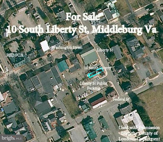 10 Liberty Street S, MIDDLEBURG, VA 20117 (#1006508148) :: Colgan Real Estate