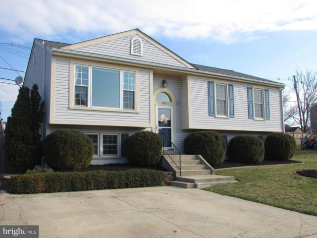 403 Navaho Drive, FREDERICK, MD 21701 (#1006547782) :: Colgan Real Estate