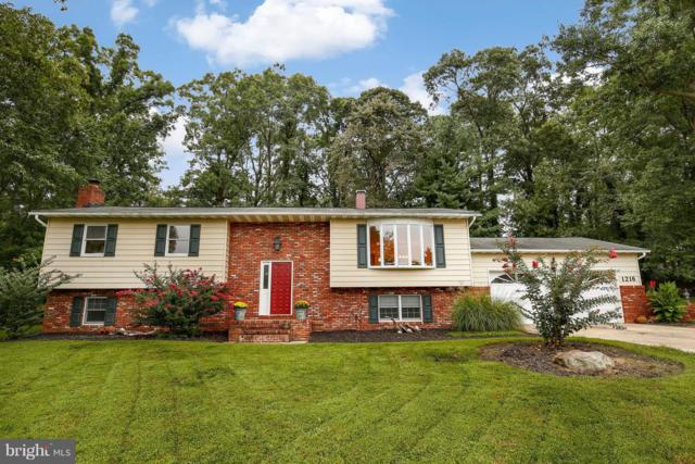 1216 Joanie Court, PASADENA, MD 21122 (#1006588412) :: Remax Preferred | Scott Kompa Group