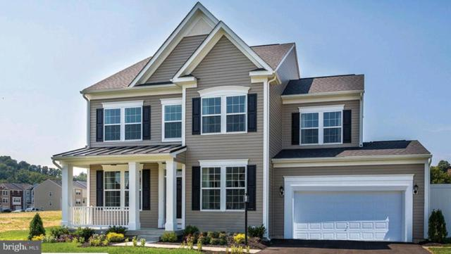 1 Four County Drive, MOUNT AIRY, MD 21771 (#1006588476) :: Colgan Real Estate