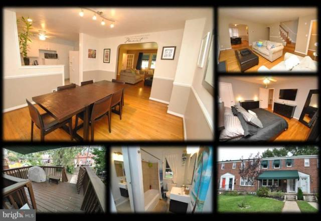 1706 Aberdeen Road, TOWSON, MD 21286 (#1006627026) :: Great Falls Great Homes