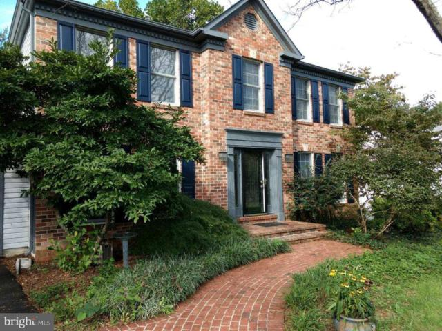 15335 Oakmere Place, CENTREVILLE, VA 20120 (#1006725210) :: The Gus Anthony Team