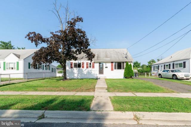 2611 Millvale Avenue, DISTRICT HEIGHTS, MD 20747 (#1006783656) :: Century 21 New Millennium
