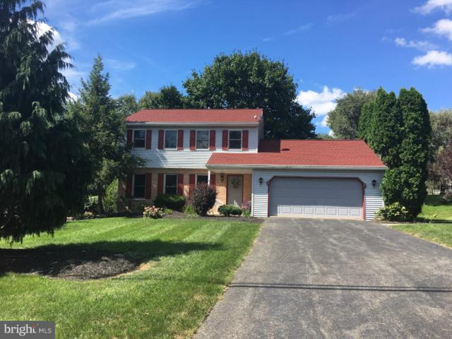 2545 Rosenberry Road, GILBERTSVILLE, PA 19525 (#1007046304) :: Colgan Real Estate