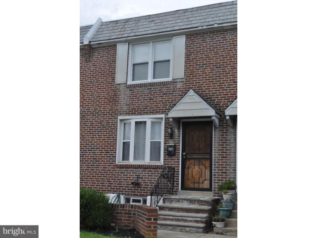 7671 Overbrook Avenue, PHILADELPHIA, PA 19151 (#1007057014) :: The John Wuertz Team
