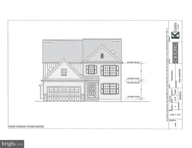 209 Jared Way Lot 53, NEW HOLLAND, PA 17557 (#1007079260) :: Colgan Real Estate