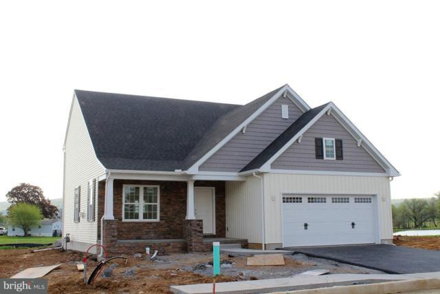107 James Drive Lot 58, NEW HOLLAND, PA 17557 (#1007092380) :: Colgan Real Estate
