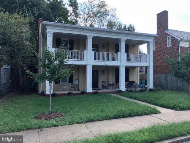 710 Kenmore Avenue, FREDERICKSBURG, VA 22401 (#1007122056) :: The Withrow Group at Long & Foster