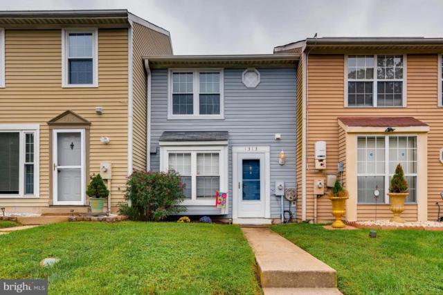 1313 Stockett Square, BELCAMP, MD 21017 (#1007160460) :: Dart Homes