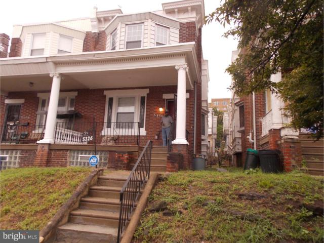 5326 N Camac Street, PHILADELPHIA, PA 19141 (#1007164286) :: Colgan Real Estate