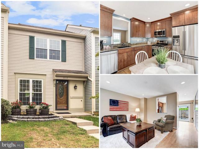 6519 Old Carriage Way, ALEXANDRIA, VA 22315 (#1007171520) :: Circadian Realty Group