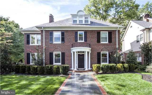 5600 Western Avenue, CHEVY CHASE, MD 20815 (#1007178674) :: Colgan Real Estate