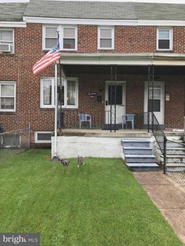 226 Meadow Road, BALTIMORE, MD 21225 (#1007268018) :: Remax Preferred | Scott Kompa Group