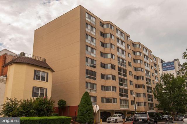 922 24TH Street NW #413, WASHINGTON, DC 20037 (#1007363120) :: Crossman & Co. Real Estate