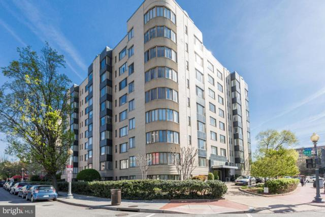 1 Scott Circle NW #117, WASHINGTON, DC 20036 (#1007386616) :: Remax Preferred | Scott Kompa Group