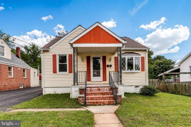 207 Hillendale Avenue, BALTIMORE, MD 21227 (#1007455300) :: Colgan Real Estate