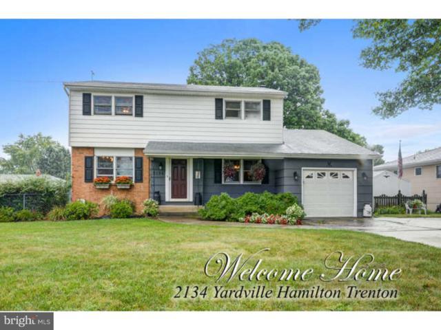 2134 Yardville Hamilton Sq Road, HAMILTON TWP, NJ 08690 (#1007472316) :: Colgan Real Estate