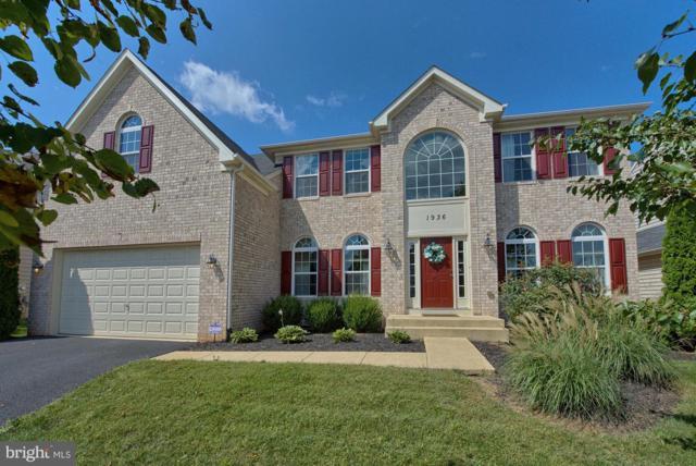 1936 Moran Drive, FREDERICK, MD 21702 (#1007475254) :: Colgan Real Estate