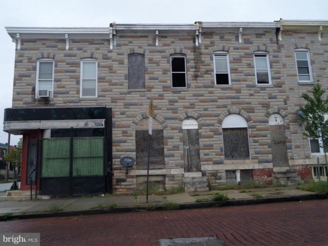 2602 E Oliver Street, BALTIMORE, MD 21213 (#1007476056) :: The Putnam Group