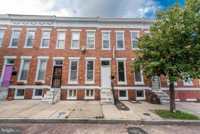 452 Whitridge Avenue, BALTIMORE, MD 21218 (#1007476308) :: Remax Preferred | Scott Kompa Group
