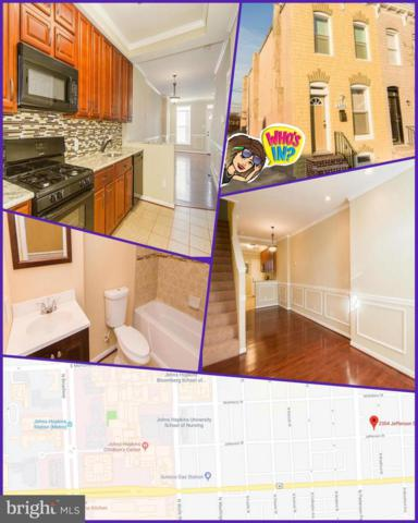 2304 Jefferson Street, BALTIMORE, MD 21205 (#1007496480) :: ExecuHome Realty