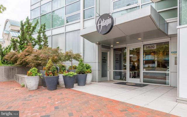 6820 Wisconsin Avenue #6008, BETHESDA, MD 20815 (#1007523046) :: Dart Homes