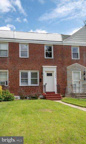 3588 Dudley Avenue, BALTIMORE, MD 21213 (#1007528682) :: AJ Team Realty